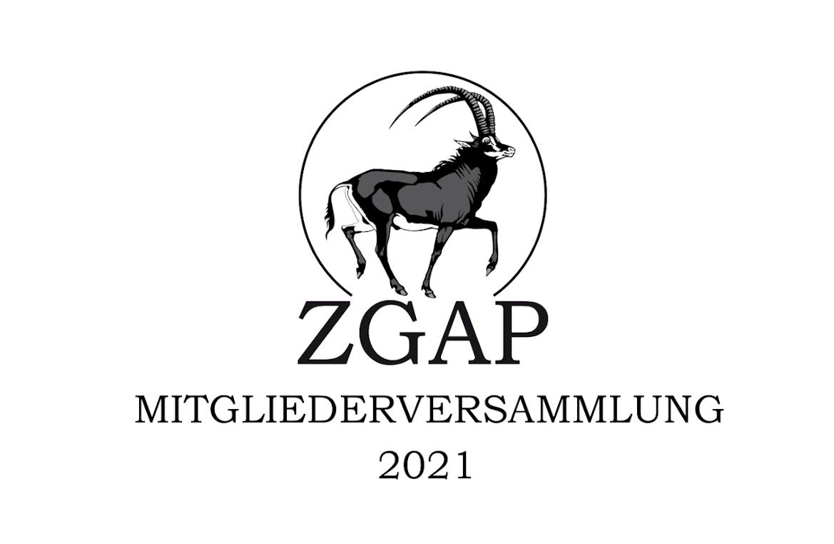 Einladung zur Mitgliederversammlung der ZGAP am Samstag, den 26.06.2021 in Landau in der Pfalz